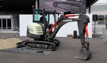 Volvo CE's electric avenue towards all-electric compact machines