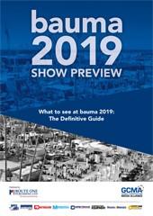 bauma Preview 2019
