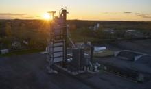 Debut for Benninghoven ECO asphalt plant concept