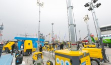 Atlas Copco adds two new models to its light tower range at bauma 2019