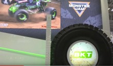 BKT introduces its biggest ever tyre