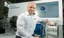 High-speed motor and gearbox from Bosch Rexroth