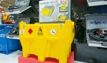 bauma launch for Emiliana Serbatoi's Carrytank Pick-up diesel tank line