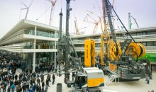Liebherr's innovative piling rigs at bauma 2019