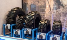 Magna Tyres exhibits Construction Range for smaller machines at bauma 2019