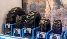 Magna Tyres exhibits Construction Range for smaller machines at bauma 2019
