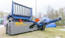 Maskin Mekano ECO3 plant offers rapid production