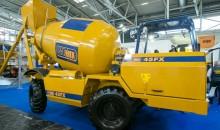 Carmix 45FX is Metalgalante's biggest self-loading mixer