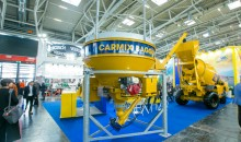 New Carmix Bagger mini-silo speeds up concrete production