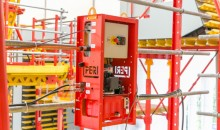Maximum safety with the RCS MAX climbing formwork from Peri goes on show at bauma 2019