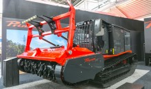 Prinoth claims Raptor 500 is first Stage V compliant crawler