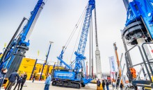 The Cougar SC-130 and the SR-85 are Soilmec's new stars at bauma 2019