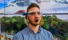 Topcon's sophisticated head-up display goes on show at bauma 2019