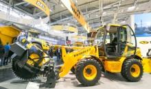 Venieri showcases 5.63C wheeled loader at bauma 2019