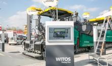 New logistics system for Vögele pavers