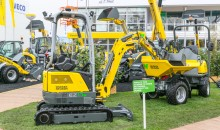 Wacker Neuson extends its electric range at bauma 2019