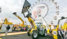 Wacker Neuson adds WL95 to wheel loader range at bauma 2019