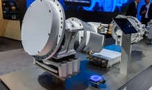 ZF showcases new electric mixer drive system at bauma 2019