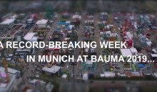 bauma 2019 Highlights