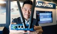 Advantech displays FirstNet-enabled wireless router