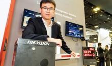 Hikvision demos traffic flow solutions