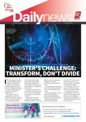 ITS WC 2019 Daily News Day 1