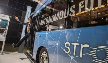 ST Engineering shows off its smart mobility