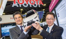 Toyota flags its robo-cab future