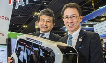 Toyota rises to Olympic AV mobility challenge