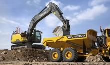Hydraulic hybrid excavator from Volvo CE