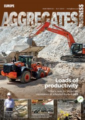 Aggregates Business Europe January / February 2020