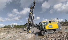 Epiroc adds automation platform to SmartROC D60 drill