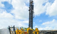 Epiroc introduces DM30 II SP blasthole drill rig