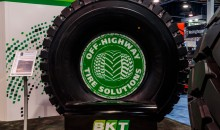 BKT debuts long distance Earthmax tyre for rigid dump trucks