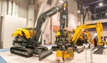 Versatile midi excavator from Hyundai