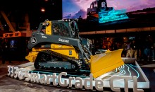 New solutions from John Deere 333G tracked loader