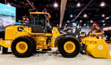 John Deere's latest L Series wheeled loader range boasts a host of new features