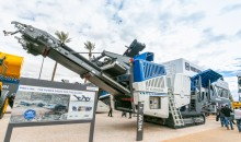 Kleemann showcases mobile crushers and screeners