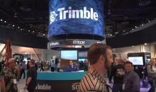 "Right data, right time, right decision with Trimble's ""Platform as a service"""