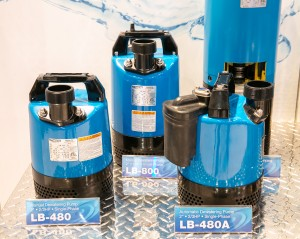 Tsurumi Pump- LB series-1 lo res